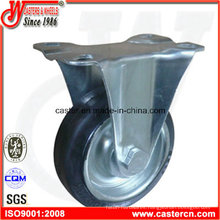 4 Inch Rubber Japanese Rigid Castors
